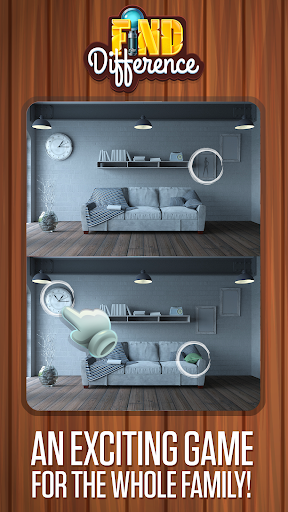 Find The Difference. Spot the Difference Game Free 1.9.9.8.2 Screenshots 2