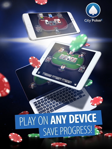 City Poker: Holdem, Omaha  screenshots 9