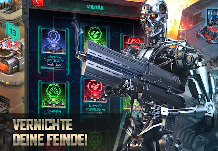 Terminator Genisys: Future War Screenshot