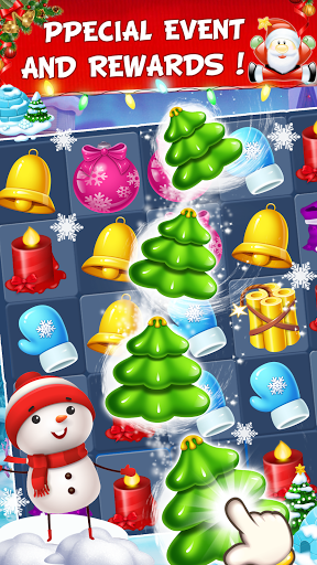 Candy Christmas Match 3 apkpoly screenshots 6