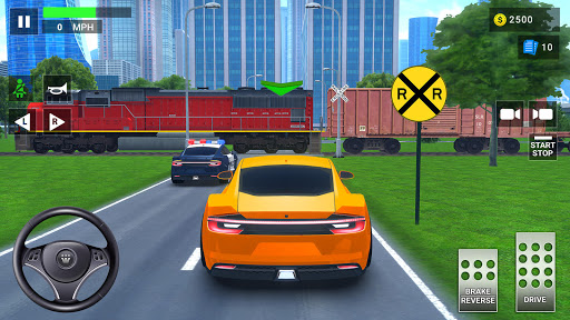 Driving Academy 2 Car Games screenshots 3