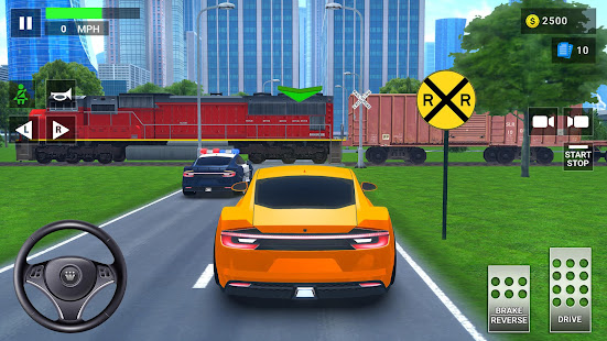 Image For Car Games Driving Academy 2: Driving School 2021 Versi 2.5 1