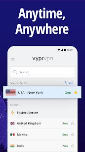 VyprVPN Premium v4.0.3 MOD APK – Protect your privacy with a secure VPN 3