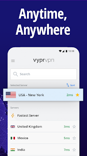 VyprVPN: Protect your privacy with a secure VPN Screenshot