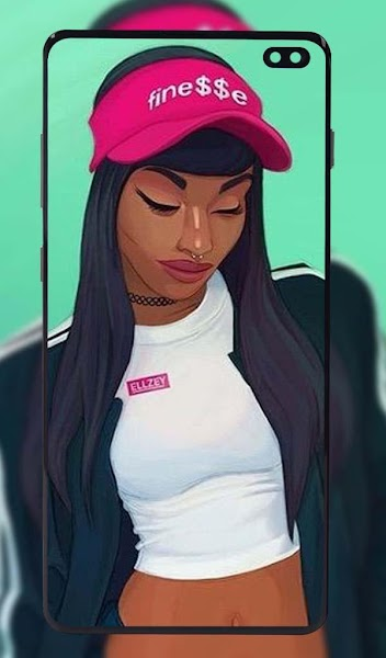 Cute black girls wallpapers melanin
