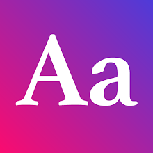 Aa - Aesthetic Fonts Keyboard & Emoji Text Letter Download on Windows