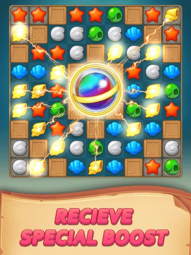 Ocean Hunter : Match 3 Puzzle 1.0.8 screenshots 21