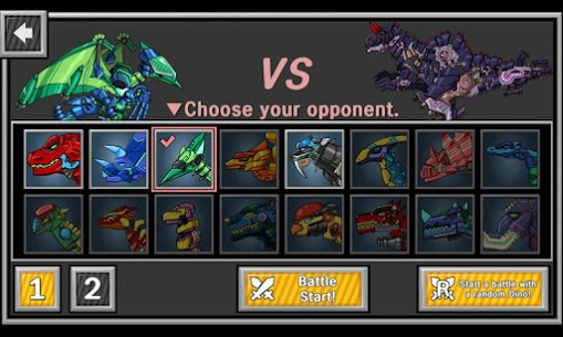 Dino Robot Battle Arena For Pc/ Computer Windows [10/ 8/ 7] And Mac 2