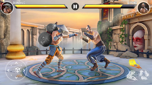 Kung fu fight karate offline games: Fighting games 3.42 Screenshots 11