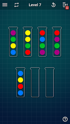 Ball Sort Puzzle - Color Sorting Games 1.5.8 screenshots 1