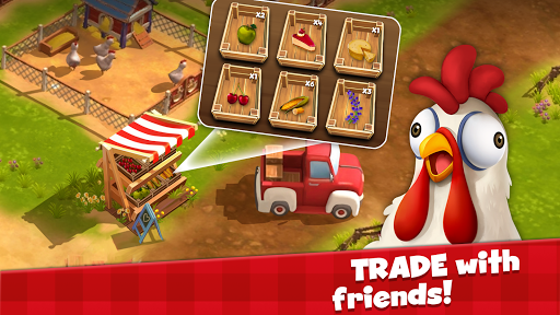 Happy Town Farm Games - Farming & City Building 1.4.0 Screenshots 3