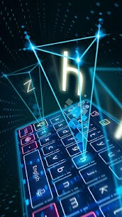 KeyboardHologram Neon Theme  For Pc 2020 (Windows, Mac) Free Download 2