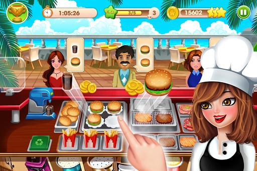 Cooking Talent - Restaurant fever 1.1.5.7 screenshots 2