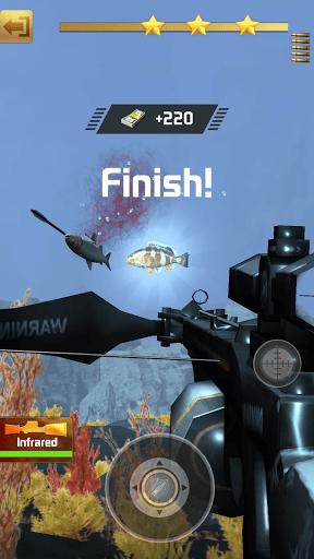 Fishing Hunter - Ocean Shooting Simulator  screenshots 4
