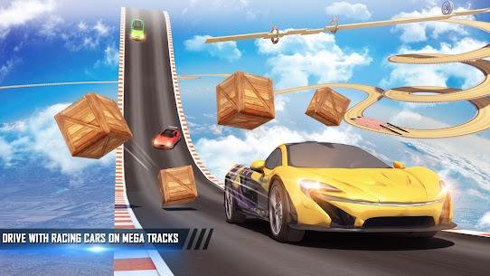 Mega Ramp Car Stunts Racing : Impossible Tracks 3D 3