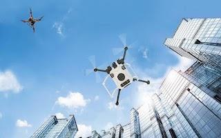 Future Drone Simulator - Drone Racing 3D