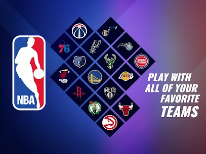 NBA LIVE Mobile Basketball MOD (Unlimited Money) 2