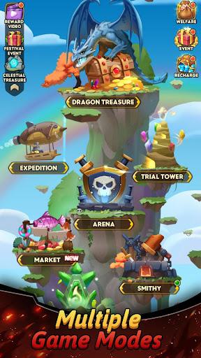 Hero Summoner - Free Idle Game  screenshots 6