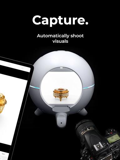 Foldio360 Product photography android2mod screenshots 10