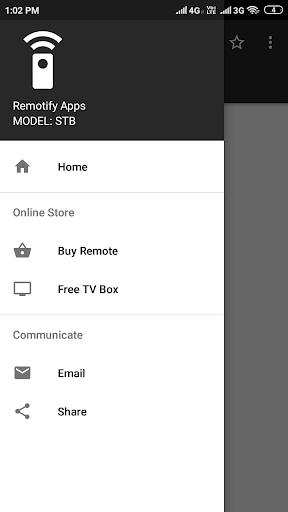 Independent TV Remote Control apktram screenshots 2