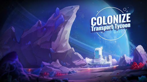 Colonize: Transport Tycoon apkmartins screenshots 1