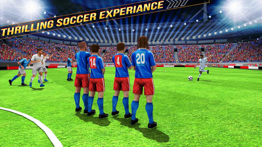 Football Soccer League - Play The Soccer Game android2mod screenshots 4