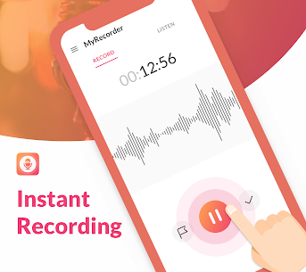 Voice Recorder & Voice Memos Mod Apk (Pro Features Unlocked) 1
