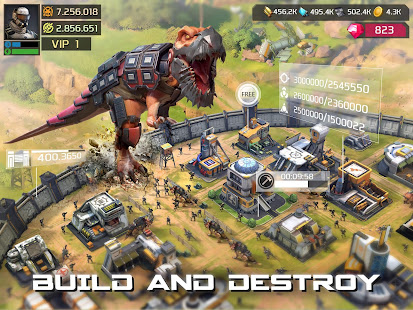 Dino War: Rise of Beasts Image 2