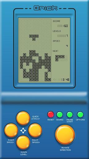 Brick Game : Retro Classic Brick  screenshots 1
