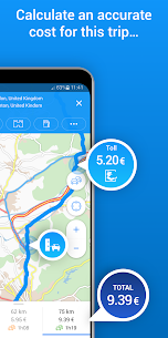 ViaMichelin GPS Traffic Speedcam Route Planner 3