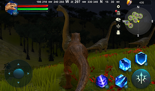 Tyrannosaurus Simulator android2mod screenshots 9
