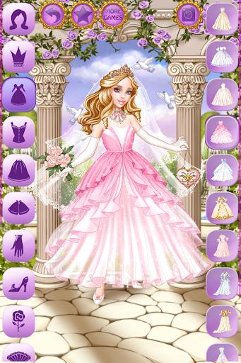 Cinderella Wedding Dress Up 1.3.0 screenshots 1