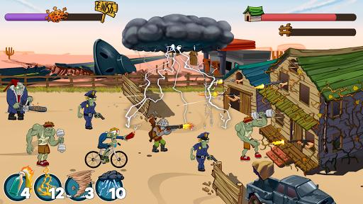 Zombies Ranch. Zombie shooting games 3.0.4 screenshots 3