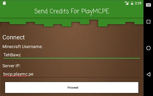 Server maker mcpe Mcpe server