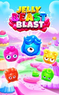 Jelly Beast Blast 1.9.4 Mod APK Updated Android 3