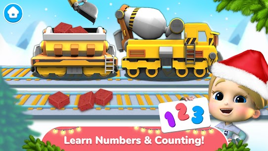 Mighty Express – Play & Learn with Train Friends Mod Apk (Unlocked) 6