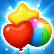 Balloon Pop Match 3 - Best Puzzle Game