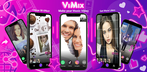 ViMix: Music Video Maker Insta Story & TikTok Versi 1.0.2