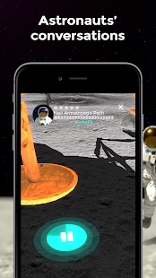 Moon Walk - Apollo 11 Mission