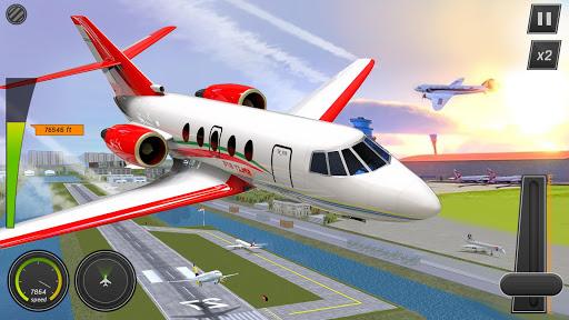 City Flight Airplane Pilot - New Fly Plane Games  Screenshots 10