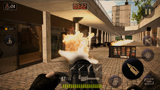Strike Force : Counter Attack FPS screenshots 23