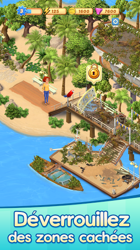 Code Triche Merge Mansion - Un manoir plein de mystères! (Astuce) APK MOD screenshots 3
