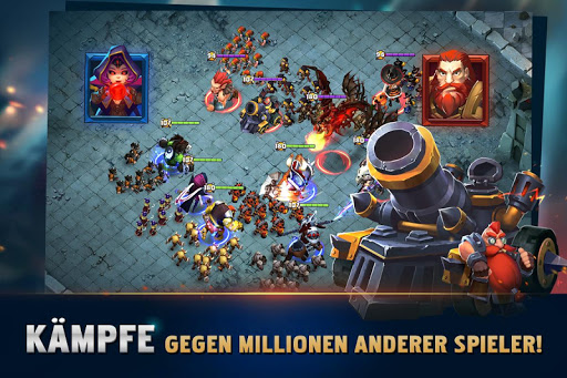 Clash of Lords 2: Ehrenkampf 1.0.224 screenshots 5