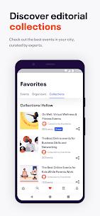 Eventbrite – Discover popular events & nearby fun 5
