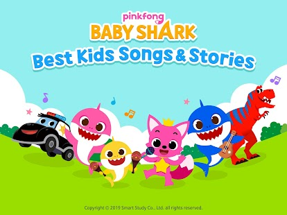 Baby Shark Best Kids Songs & Stories Screenshot