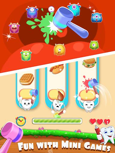 Unicorn Pet Dentist Dental Care Teeth Games 0.7 Screenshots 6
