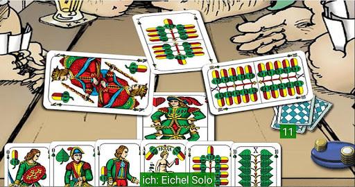 Schafkopf am Stammtisch Free apkdebit screenshots 3