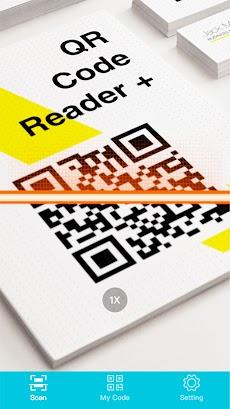 QR Code Reader & Barcode Scanner for FREEのおすすめ画像1