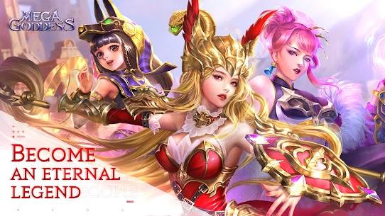Mega Goddess Eternal War Apk , Mega Goddess Apk Download , New 2021 1