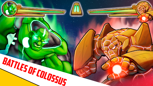 Superheroes League - Free fighting games 2.1 screenshots 24